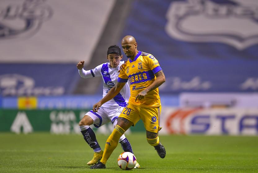 Dejamos ir el triunfo en Puebla: 1-1