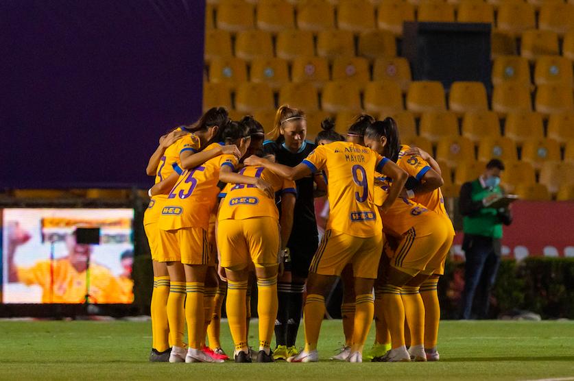 Tigres Femenil es imbatible: ¡1-0!