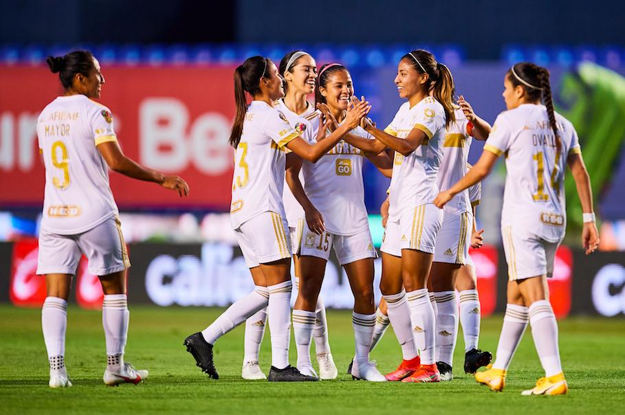 Tigres Femenil sigue imparable: ¡3-0!