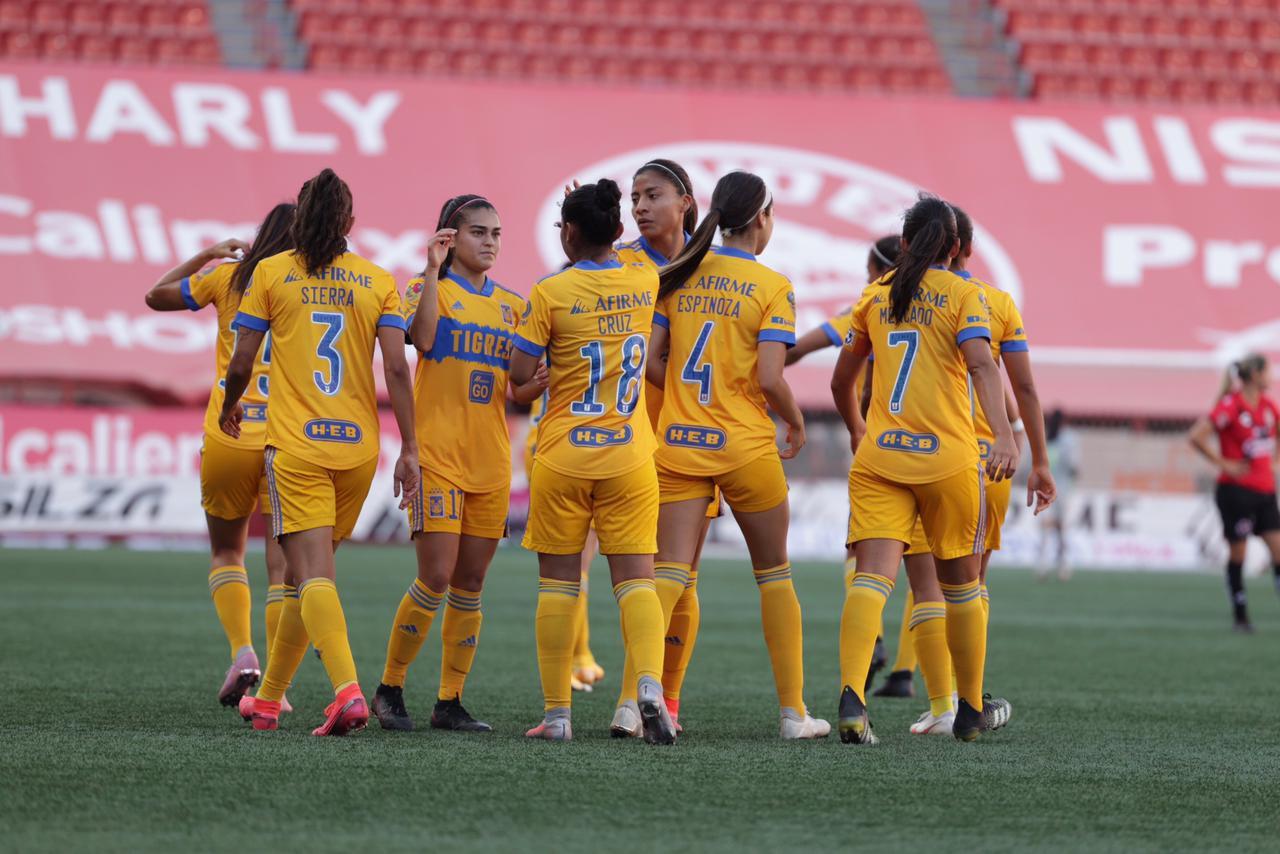 Seguimos en la cima de la Femenil: ¡1-0 a Tijuana!