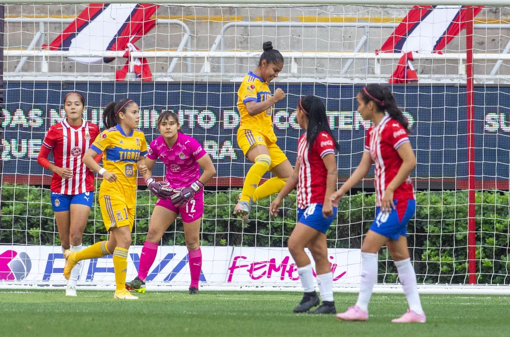 Tigres Femenil se queda con la cima del torneo: ¡4-3!