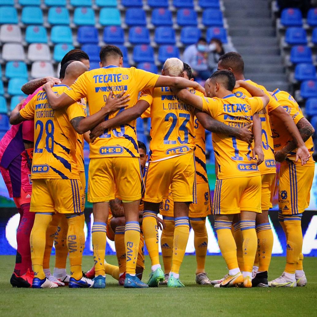 Sacamos el empate de Puebla: ¡1-1!