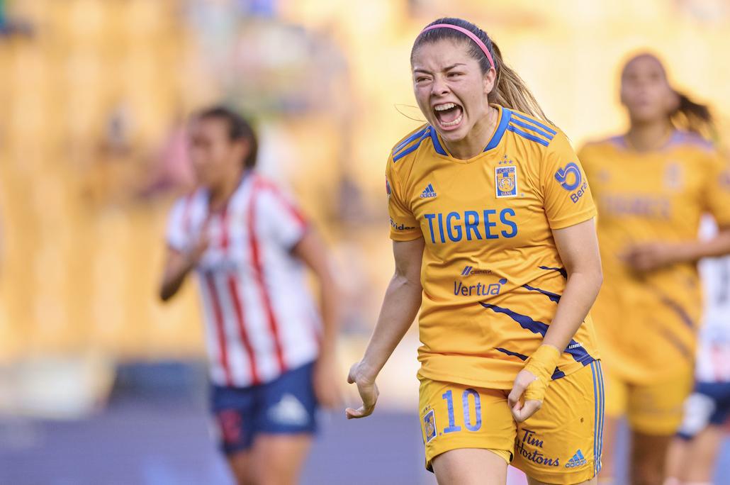 Triunfo y récord de Tigres Femenil: ¡5-1!
