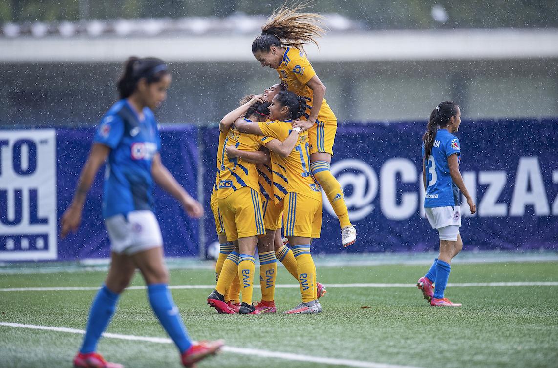 Tigres Femenil sigue con paso perfecto: ¡3-0!