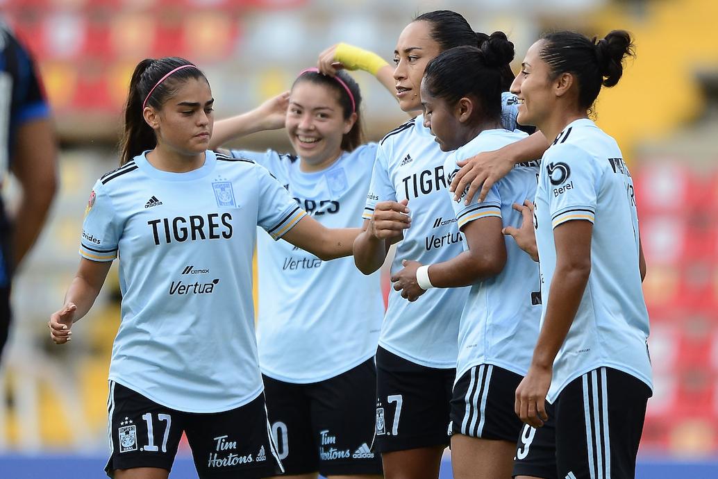 Tigres Femenil suma triunfo y récord: ¡2-1!