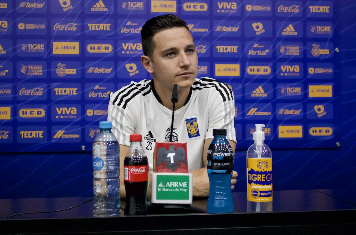 """""""Voy a jugar bien para que el Club y la afición sean felices"""".- Florian"""